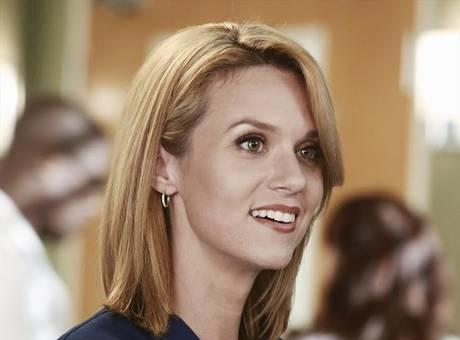 Hilarie Burton in Seattle Grace