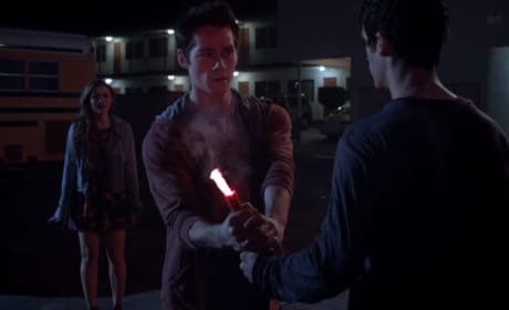 Stiles Stops Scott's Suicide - Teen Wolf Season 3 Episode 6
