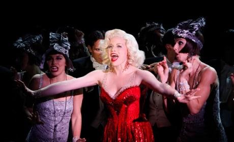 Ivy as Marilyn