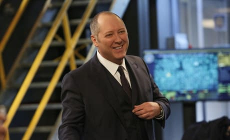 Red is Free! - The Blacklist Season 6 Episode 12