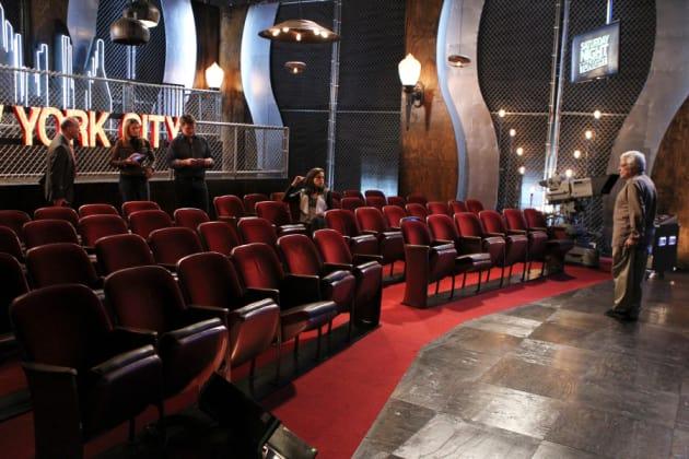 Ready For the Show - Castle Season 7 Episode 22