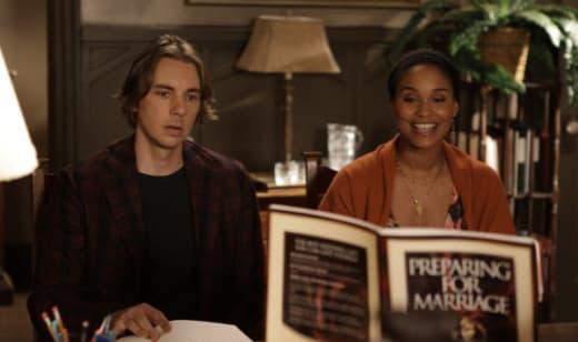 Crosby and Jasmine Photo