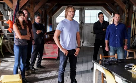 Extreme Force - NCIS: Los Angeles