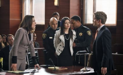 Early Look: Miranda Cosgrove on The Good Wife