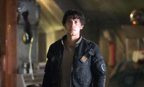 Bellamy – The 100 Season 4 Episode 3