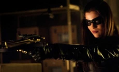 Arrow: Huntress
