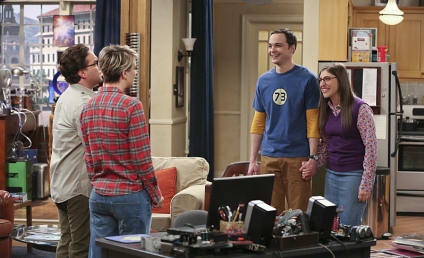 The Big Bang Theory Season 8 Episode 17 Review: The Colonization Application