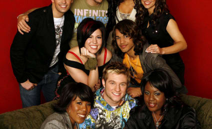 American Idol Auditions: The Final Nine