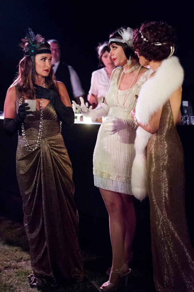 The Great Gatsby - The Real Housewives of Beverly Hills