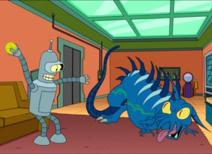 Watch Futurama Season 8 Episode 9 Online