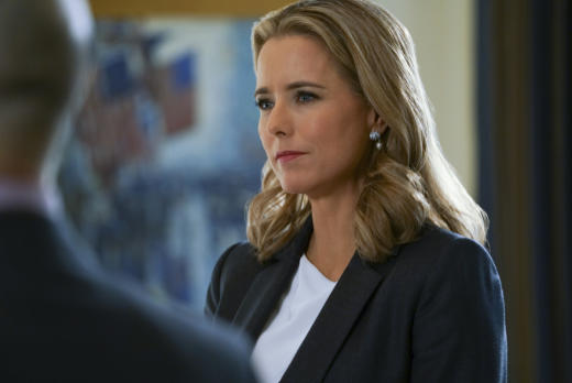 Saving a Marriage - Madam Secretary