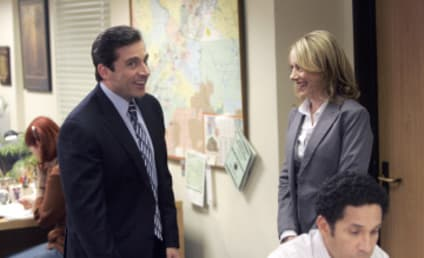 The Office Spoiler: Holly Sticking Around?
