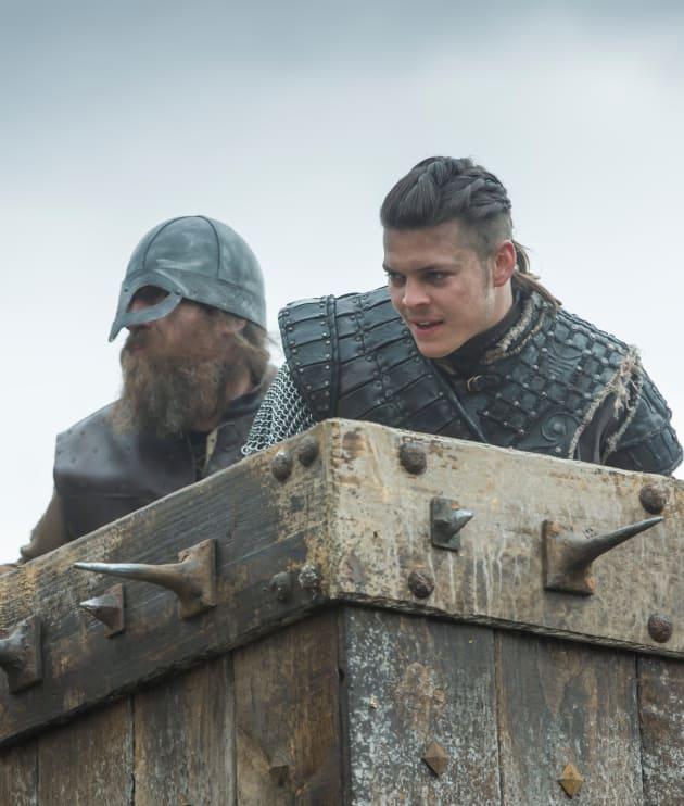 Ivar Defends Tall - Vikings Season 5 Episode 20