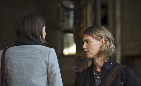 Thea and Chase - Arrow Season 3 Episode 11