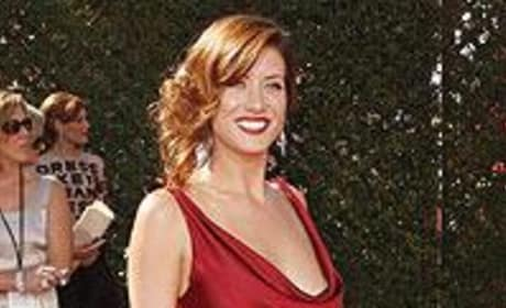 Kate Walsh at the Emmys