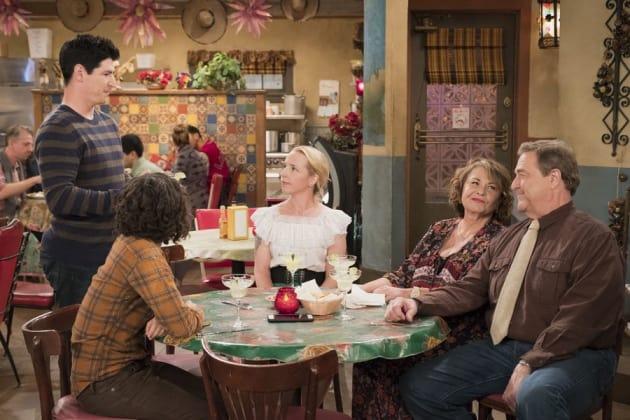 Speech - Roseanne Season 10 Episode 8