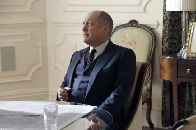 Heading To Paris - The Blacklist