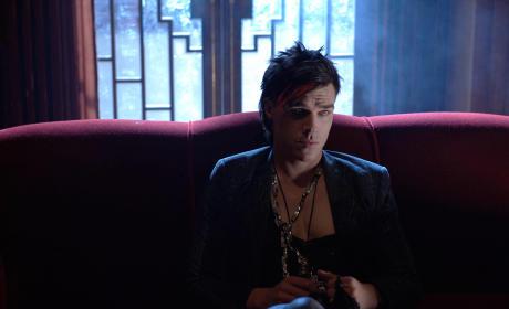 Finn Wittrock as Tristan - American Horror Story Season 5 Episode 3