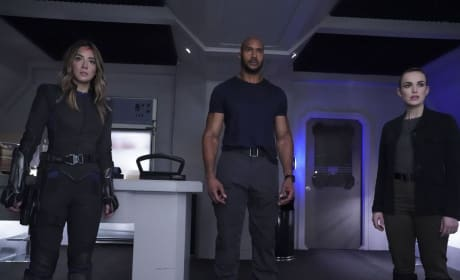 Time Is Running Out - Agents of S.H.I.E.L.D.