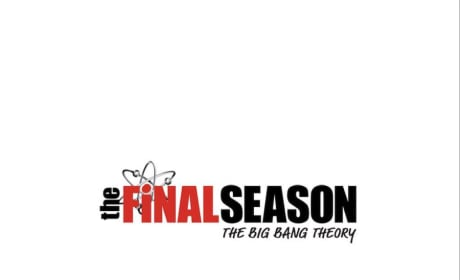 The Big Bang Theory Final Season Poster