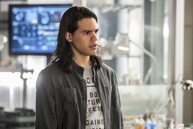 Team Cisco - The Flash Season 3 Episode 18