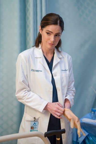 Lauren Adapts  - New Amsterdam Season 2 Episode 3