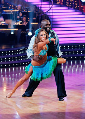 Lawrence Taylor and Edyta Sliwinska Routine