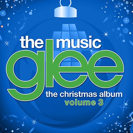 glee christmas album 3