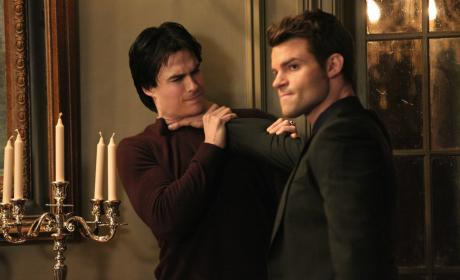 Elijah vs. Damon