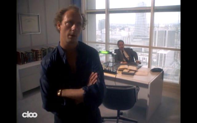 """Miami Vice - 1987 - """"Like a Hurricane"""""""