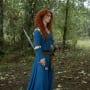 Merida's Back - Once Upon a Time Season 5 Episode 5