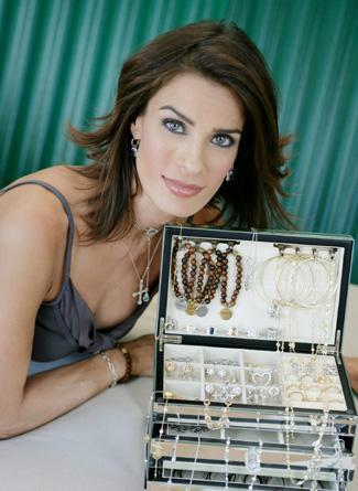 Kristian Alfonso, Jewelry Line