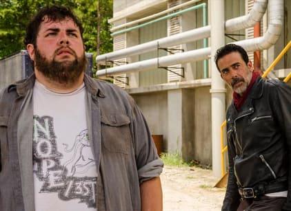 Watch The Walking Dead Season 7 Episode 7 Online
