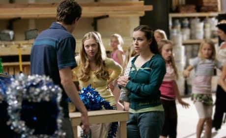 Sarah and Heather Talk to Ben