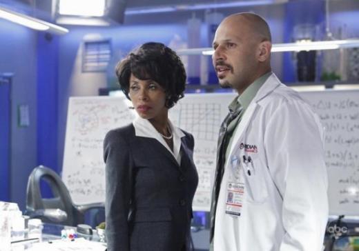 Dr. Bhamba and Stella