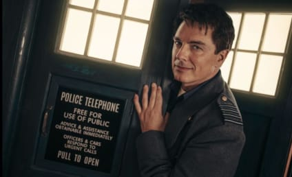 Doctor Who: John Barrowman Returns as Captain Jack!
