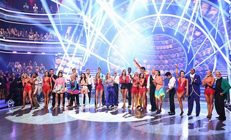 Dancing with the Stars Season 19 Peeps