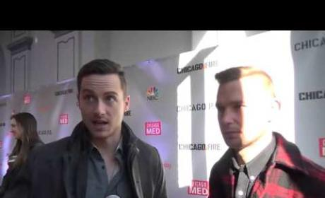 Jesse Lee Sofer and Brian Geraghty Interview