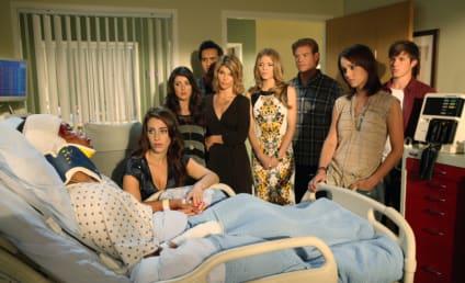 90210 Season Premiere Pics: Don't Die, Dixon!