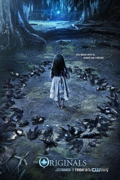 The Originals Season 4 Poster