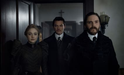 The Alienist Promo: Unlocking a Diseased Mind