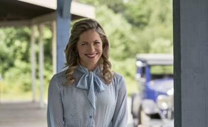 Pascale Hutton Teases When Calls the Heart Season 8 Finale, Hopes for Resolution Between Rosemary and Elizabeth