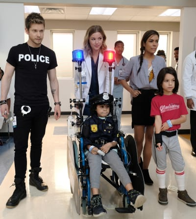 Making Dreams Come True - The Resident