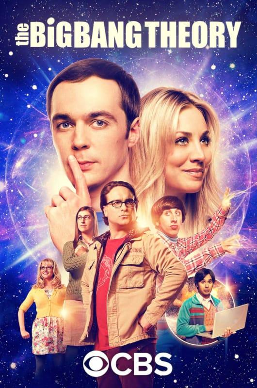 The Big Bang Theory - Ending