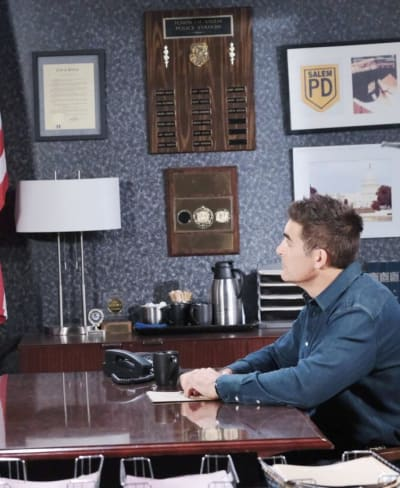 (TALL) Gina Lashes Out - Days of Our Lives