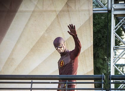 Watch The Flash Season 2 Episode 1 Online
