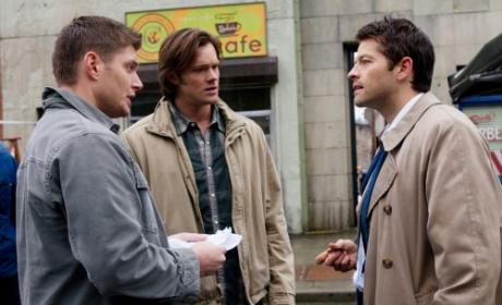 Supernatural Trio