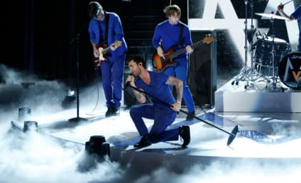 The Voice Results: Down to 12