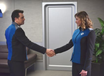 Watch The Orville Season 1 Episode 1 Online