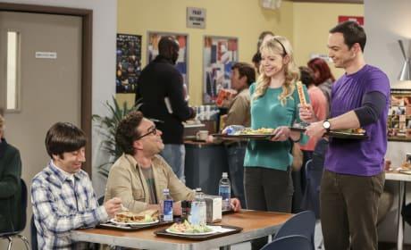 Howard and Sheldon are Concerned - The Big Bang Theory Season 10 Episode 24